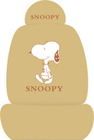 Wholesale New Sets Universal Snoopy Cotton Car Seat Covers B022