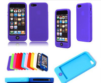 Iphone5 5G 5th Silicon Candy Color 2012 Low Price 200pcs Lot...