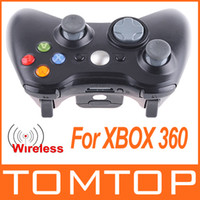 Wholesale Lowest Price Wireless Controller For Microsoft xBox xBox360 Black F946B