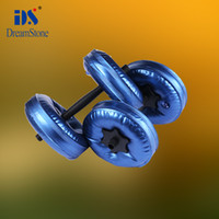 Wholesale New dumbbell exercise Water Poured Dumbbell have RoHS approved pairs EMS