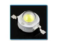 Wholesale led beads high power W led lamp lumens warm white lamp beads