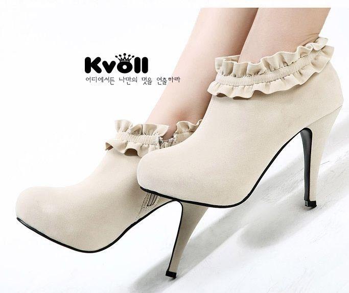 2012 kvoll stylish women s high heel suede - Stylish Party Sandals 2013............(Dabang muqabla 3)