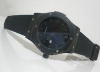 Men's Mechanical Analog Luxury Mens Sapphire Big Bang Black Dlc Pvd King Power Kinetic Automatic Men's Mechanical Watches