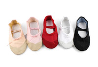 Wholesale recommendations of lady shoes shoes cheap ballet shoes dance practice shoes