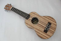 Wholesale NEW brand Homeland laminated Zebra wood concert best sound Ukulele