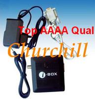 Receivers i-box - Top Quality Original i BOX Satellite Smart Dongle iboxRS232 DVB S Sharing i box South America