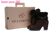 Ankle Boots Snow Boots Women heels shoes snowboot high quality womens snow boots boot nice sexy ladies boot short boots heels