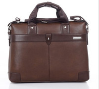 Wholesale Men s bags new business handbag shoulder bag computer bag to restore ancient ways recreation ba