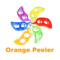 Wholesale 500 Citrus Peeler Knife Cutter Peel Orange Fruit Remover