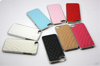 Christmas Iphone5 5G 5th Electroplating Sheep Leather 100pcs...