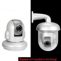 dome camera - Outdoor Waterproof Dome Housing Enclosure for Security CCTV IP Pan Tilt Camera H300