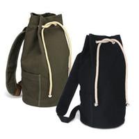 Wholesale 102701 Men s Bag Backpack Back bag Fashion Travel Bag Canvas Bag in colors