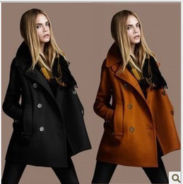 Wholesale 2012 fashion women wool coat cape women s clothing autumn winter apparel garments outwear XMAS GIFT
