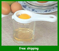 Wholesale Practical Eggs Separator Egg Yolk White Separator Gadget Convenient Kitchen Tool Gifts