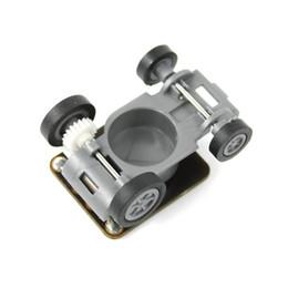 Worlds Smallest Solar Power Racing Car Mini solar toys ,solar energy toys 50pcs lot hot sale