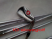 Right Handed golf irons - New golf clubs model golf irons Pw Sw Aw with steel shaft high quaity free ship