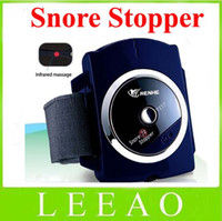 Wholesale Lowest Price RA Anti Snoring Device Infrared Rays Snore Gone Stopper Watch Stopping Snore