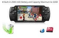 Wholesale JXD quot PSP Android wifi Video Game Console Touch Screen Tablet HDMI Mp5
