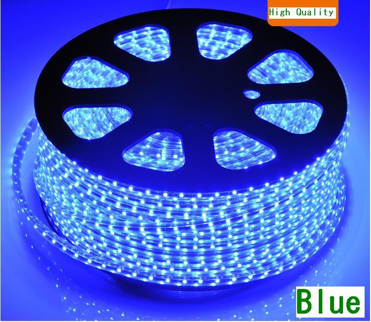 12v Led Strip Lights >> 5m 16ft Smd 3528 300 Blue Led Lights Led Strips Christmas Lights Waterproof 220v Led Flashing ...
