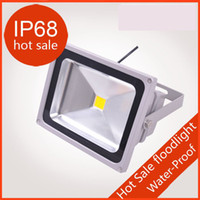 Wholesale High power led flood light W W W W Warm white Cool white floodlight led outdoor light