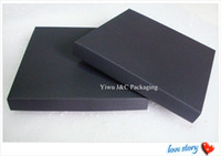 Wholesale 16 x cm Matt Black PC Party Invitation Boxes JCO Z2