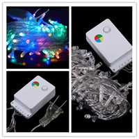 Wholesale Hot sell Multicolour LED String Light M V V Decoration Light for Christmas Party Wedding
