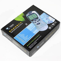 Wholesale 5pcs health care products digital slimming massager digital therapy machine with AC Power