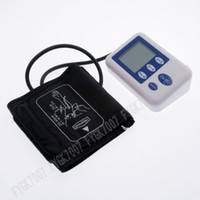 Wholesale New Fully Automatic Professional Arm Blood Pressure Monitor Health Care for Blood Pressure Blood pressure monitor