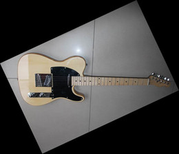 New electric guitar T model lvory cream