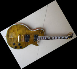 NEW 2012 Custom Electric Guitar Chinese guitar in Coffee