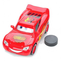 Wholesale Toys for Child Toys Cars McQueen Toy with Moving Eyes and Sounds Red set