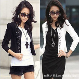 Wholesale The new women s autumn long sleeve jacket Korean models