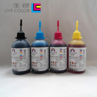 Wholesale 100ML CMYK inkjet refill sublimation ink for Epson heat transfer ink Epson