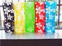 Wholesale Home Wedding Party decoration folding flower vase PVC vase foldable vase