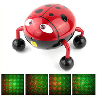 Wholesale new DJ Lighting Sound Activated Disco Music LED Stage Laser Light with USB Slot