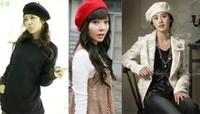Wholesale New Lady Beret Newsboy France Artist Hat Cap Femmes Beret Chapeau Bonnet Calotte