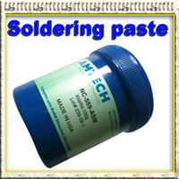Wholesale AMTECH leadfree solder past solder flux NC ASM g retailing