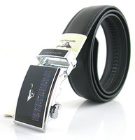 mens leather belts - HOT SELLING new Septwolves Mens leather belts buckle belt