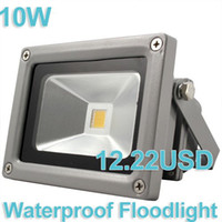 Wholesale 10W AC85 V White High Power FloodLight LED Flood Wash Light Outdoor K cool white