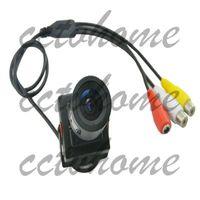 Indoor CCD  Mini HD 700TVL 3.5-8mm Manual lens Sony CCD Security CCTV camera MIC