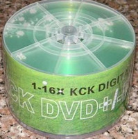 Wholesale The real thing KCK CD DVD R blank burn dish x tablet
