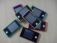 Wholesale 7th mp4 mp3 GB GB GB Player inch Touch Screen mp3 player with Gravity induction FM