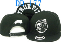 Wholesale Trukfit Snapback Caps amp Hats Adjustable Hats Feelin Spacey Boys Hats Black Cotton Caps Xmas Sale