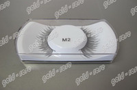 Wholesale HOT NEW makeup False eyelashes FREE GIFT