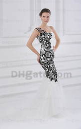 Wholesale High Quality Lace Applique Mermaid Party Prom Celebrity Dress CBD002