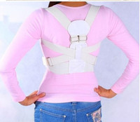Wholesale 6312 Magnetic Back Shoulder Corrector Posture Orthopedic Support Belt Brace