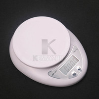 Wholesale Free DHL Digital Electronic Weighing Balance Weight Scale G kg g Kitchen Food Diet Postal Scale