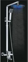 Wholesale 8 Shower Head Bathroom Rain Shower Faucet Shower Head Set MMD