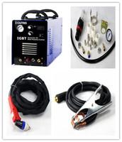 Wholesale 85A IGBT Pilot Arc CNC Compatiable Plasma Cutter V ICUT85 with Torch P80