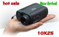 Wholesale Hot selling Best quality Rangefinder Golf Finder Monocular Laser Range Finder X25 Laser Rangefinders